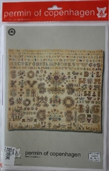 Permin of Copenhagen - Sampler - 1761