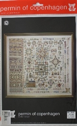 Permin of Copenhagen - Sampler - 1663