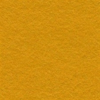 Gold Color 100% Wool Felt