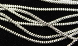 "Wire Check - Silver Plated - 18"" length"