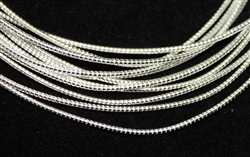 "Lizerine/Lizardine - Silver Plated - 18"" length"
