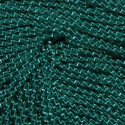 "Supa Green Coloured Wire Check No 6 - Per 18"" cut"