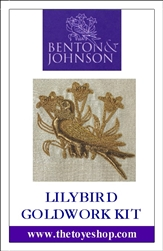 Lilybird Goldwork Kit