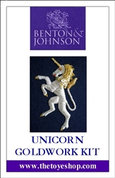 Unicorn Goldwork Kit