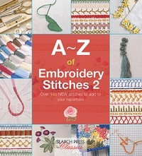 A-Z of Embroidery Stitches 2 - Country Bumpkin