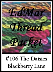 The Daisies - Edmar Threads Packet #106