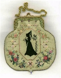Chatelaine Silhouette Pouch