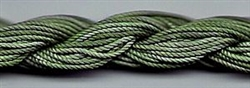 Dinky Dyes Silk Perle- Color 196, Camo Green