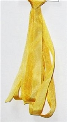 Dinky Dyes Silk Ribbon - Aussie Gold