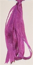 Dinky Dyes Silk Ribbon - Dragon Fruit