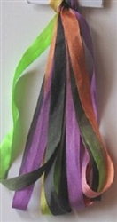 Dinky Dyes Silk Ribbon - Halloween