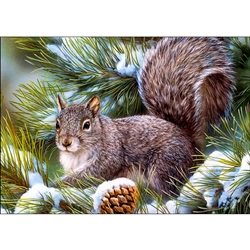 D'Art Diamond Embroidery - Squirrel Pup