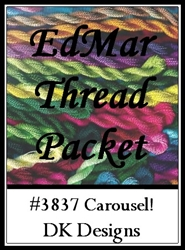 Carousel! - EdMar Thread Packet #3837