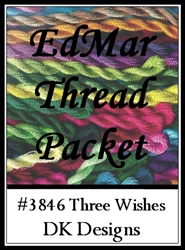 Three Wishes - EdMar Thread Packet #3846