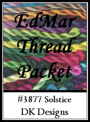 Solstice - EdMar Thread Packet #3877