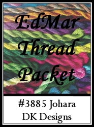 Johara - EdMar Thread Packet #3885