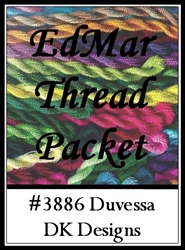 Duvessa - EdMar Thread Packet #3886