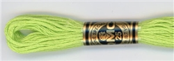 DMC Floss - Color 16, Chartreuse Light