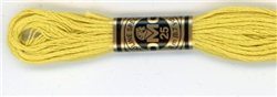 DMC Floss - Color 18, Yellow Plum