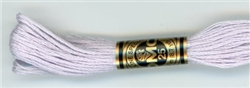 DMC Floss - Color 25, Lavender Ultra Light