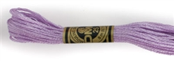 DMC Floss - Color 153, Very Light Violet
