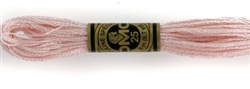 DMC Floss - Color 225, Ultra Very Light Shell Pink