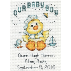Baby Boy Chick Birth Record
