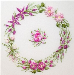 Spring Wreath - EdMar kit #1031