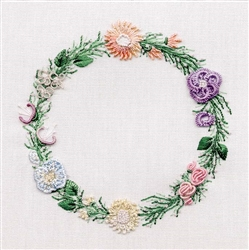 Circle of Flowers - Edmar kit #1515