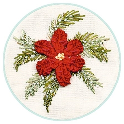 Christmas Poinsettia - EdMar kit #2051