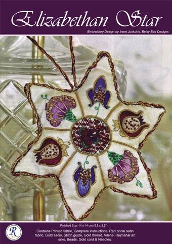 Elizabethan Star Kit From Rajmahal