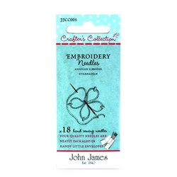 John James Crafters Collection Embroidery 7/10