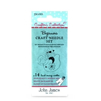 John James Crafters Collection Beginners Set Assortment