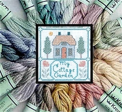 Cross Stitch Kit - Cottage Colors Collection