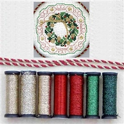 Metallic Gift Collection - Christmas