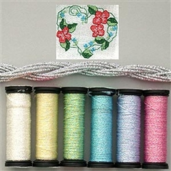Metallic Gift Collection - Pastel Sampler