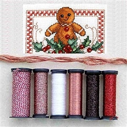 Metallic Gift Collection - Gingerbread