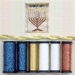 Metallic Gift Collection - Hanukkah