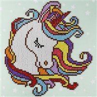 Diamond Art - Fun Unicorn