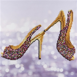 Diamond Art - High Heels