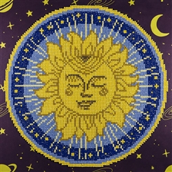 Diamond Art - Sun Mandala