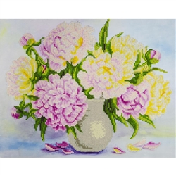Diamond Art - Bouquet Flowers