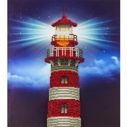 Diamond Art - Lighthouse