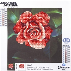 Diamond Art - Red Rose
