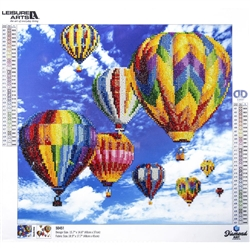 Diamond Art - Balloons