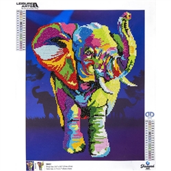 Diamond Art - Elephant
