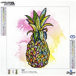 Diamond Art - Pineapple
