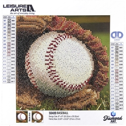 Diamond Art - Baseball