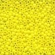 Mill Hill Crayon Seed Beads - Crayon Yellow