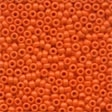 Mill Hill Crayon Seed Beads - Crayon Dark Orange